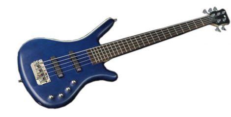 Warwick Rockbass Corvette Basic 5-String Active Bass Guitar