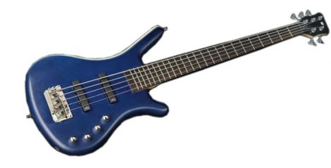 Warwick Rockbass Corvette Basic 5-String Active Bass Guitar