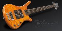 Warwick Rockbass Corvette $$ 5-String 2010 Bass Guitar