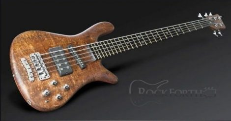 Warwick Signature P-Nut Bass Guitar
