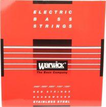 RED String Nickel Set ML LowB 5 040-130 Nickel Steel