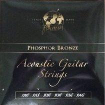 Phosphor Bronze Extra L 010-046