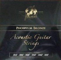 Phosphor Bronze Medium 012-053