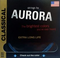 AURORA Prémium Klasszikusgitár húr Made In USA HT