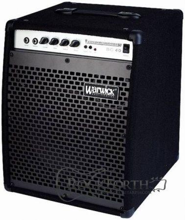 Warwick BC 40 Bass Combo