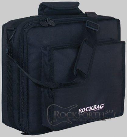 RockBag Mixer Bag Black 25 x 23 x 6 cm / 9 16/16 x 9 1/16 x 2 3/8 in