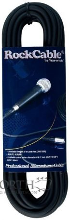 Warwick Rockcable ®Mikrofonkábel 20 M Xlr / Xlr