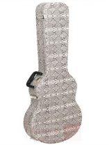 Rock Case Standard Hardshell Case - Classical Guitar, curved