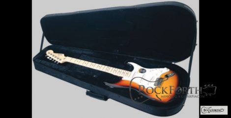RockCase Deluxe Line Soft-Light Case - ST-Style Electric Guitar