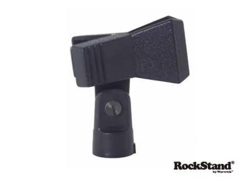 RockStand Microphne Holder with Clamp - Aluminum Threads
