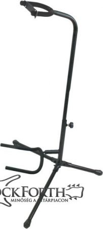 RockStand Standard Guitar Stand - for 1 Instrument, black, in Color Sales Box