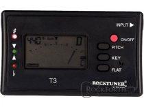 RockTuner T 3 - Tuner for Guitar or Bass