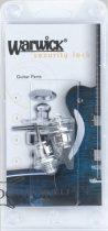 Schaller Security Lock Nickel Straplock