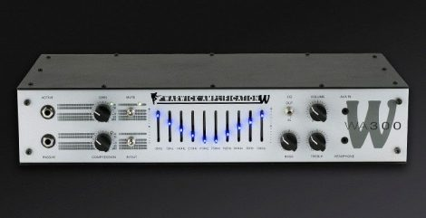 Warwick WA 300 Basszuserősítő