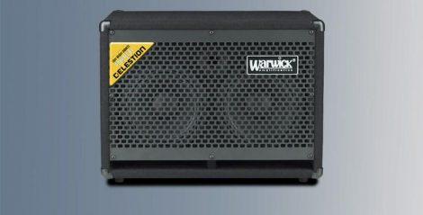 Warwick WCA 208 LW 300W LightWeight Basszushangfal