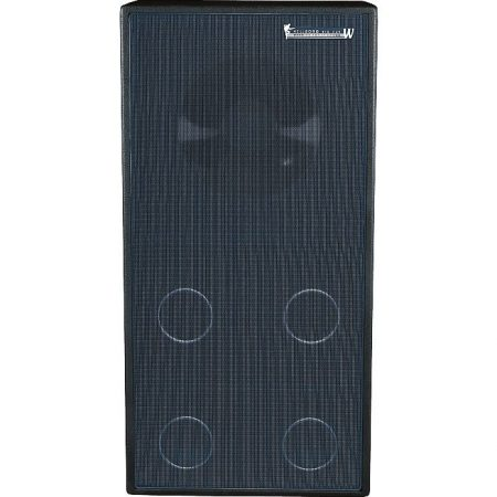 "Jonas Hellborg Big Cab 2X15"" 500W/4 Ohm Bass Cabinet - B-stock piece at a very good price"