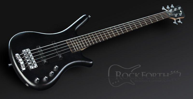 Warwick Rockbass Corvette Basic 5 Húros Aktív Basszusgitár
