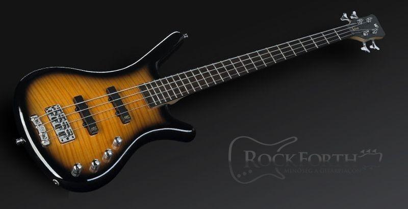 Warwick Rockbass Corvette Classic 4 Húros Aktív Basszusgitár