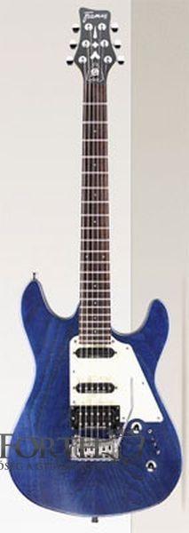 Framus Diablo Pro Ocean Blue Elektromos Gitár