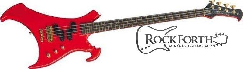 Warwick Signature Buzzard Colour Bass Guitar