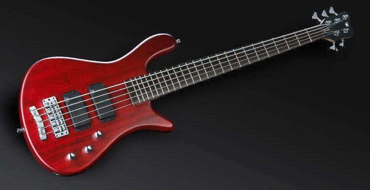 Warwick Rockbass Streamer Standard 5 Húros Basszusgitár