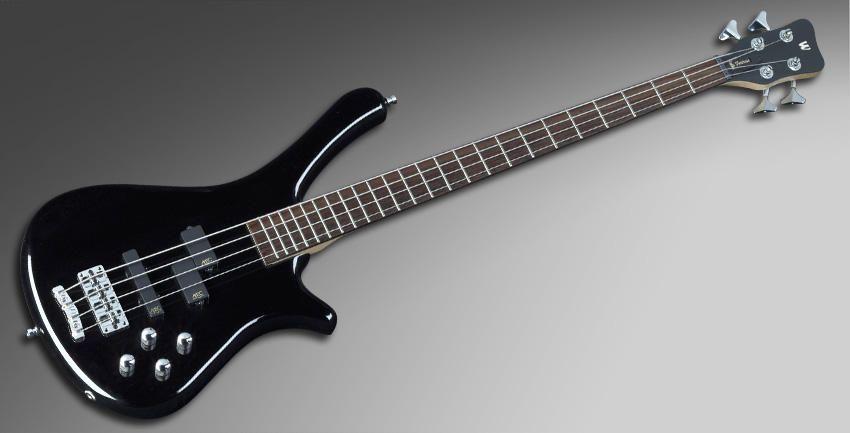Warwick Rockbass Fortress 4-String Bass Guitar