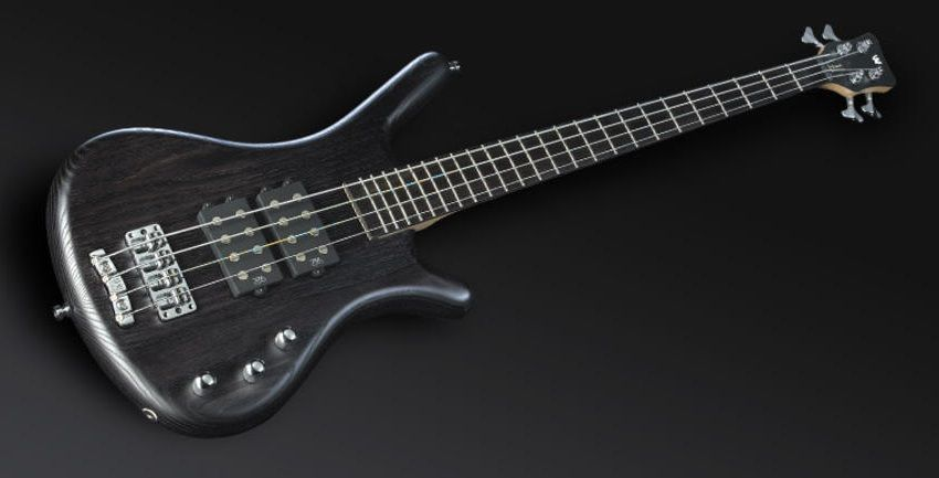 Warwick Rockbass Corvette $$ 4 2010 Bass Guitar