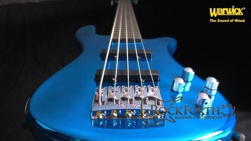 Warwick Signature Robert Trujillo 4-String Bass Guitar