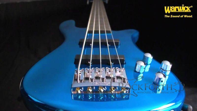 Warwick Signature Robert Trujillo 5-String Bass Guitar