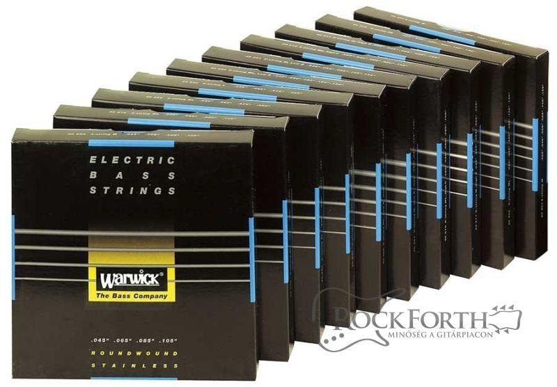 Warwick Black Label 5 - 045/135 Basszusgitárhúr