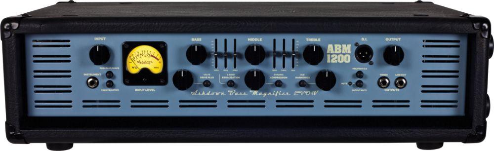 Ashdown ABM 1200 EVO IV basszusfej