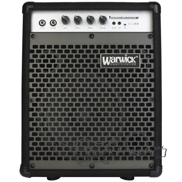 Warwick BC 20 Bass Combo