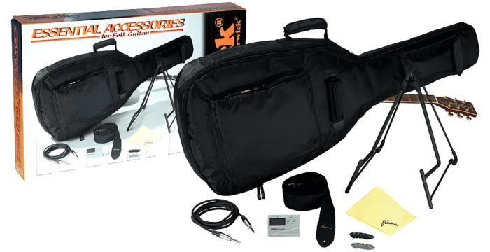 Gigpack Kiegészítő Csomag Akusztikus gitárokhoz
