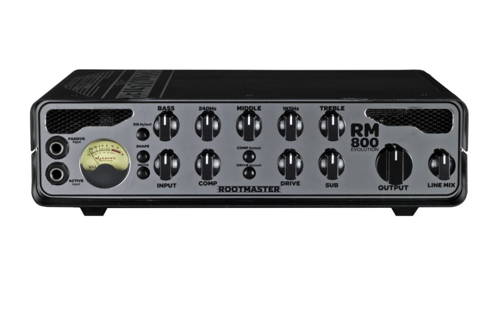 Ashdown Rootmaster 800W EVO basszusfej