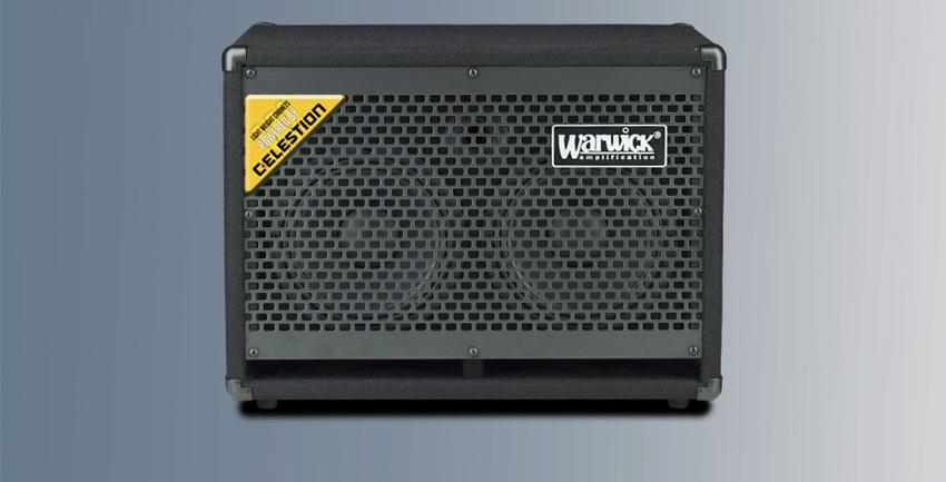 Warwick WCA 208 LW 300W LightWeight Bass Cabinet