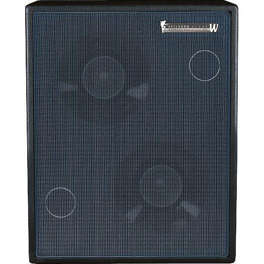 "Jonas Hellborg Hi Cab 2X12"" Bass Reflex Cabinet - B-stock piece at a very good price"