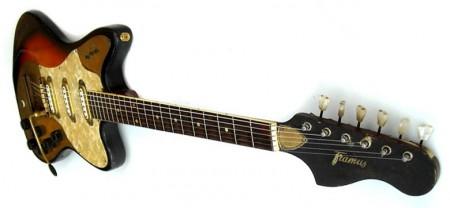 Elektromos gitárok