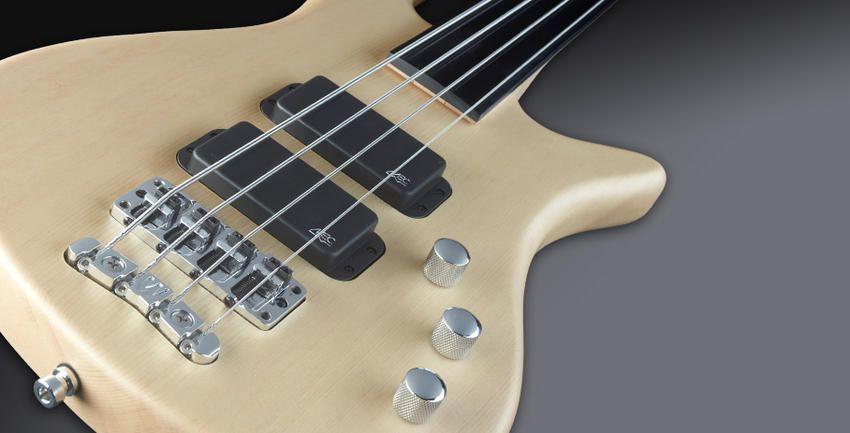 Warwick Rockbass Streamer Standard 4 Húros Fretless Basszusgitár
