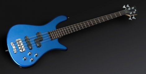 Warwick Rockbass Streamer LX 4 Húros Metallic Blue Basszusgitár