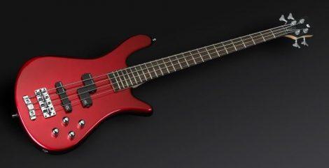 Warwick Rockbass Streamer LX 4 Húros Metallic Red Basszusgitár