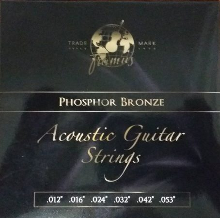 "Framus Phosphor Bronze Medium. 012""""-053"" Húr"