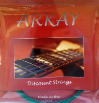 ARKAY by AURORA Coated Basszusgitár húr Made In USA 45 - 105