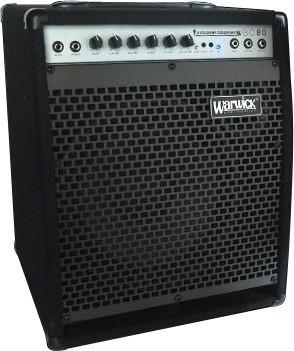 c7403d1ebf0 Warwick BC 80 Bass Combo - Rockforth Hangszer