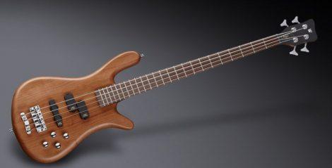 Warwick German Pro Series Streamer LX 4 Natural Satin Basszusgitár