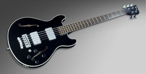 Warwick German Pro Series Starbass 5 Black High Polish Basszusgitár