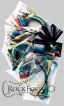Standard Patch Kábel 60 Cm, Döntött 6 Db/ Csomag