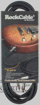 Warwick RockCable 3 M-Es Gitárkábel, Jack-Jack, Egyenes