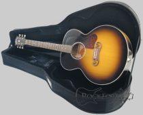 RockCase Deluxe Line Soft-Light Case - Super Jumbo Acoustic Guitar