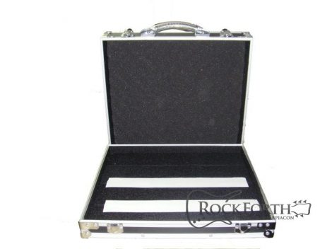 Warwick Rockcase Effekt Pedal Keménytok Fekete 45X40X10Cm
