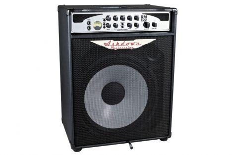 Ashdown RM C115T 500 EVO basszuskombó